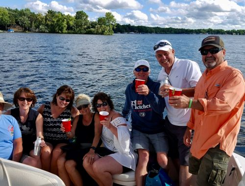 310 Sundancer: Dinner Cruises, Brew Tours, Bachelorette Parties, Real Estate Showings, Corporate Outings!
