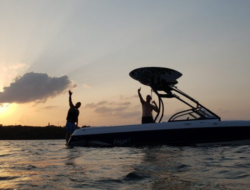 Party/Surf Boat Delivered To You